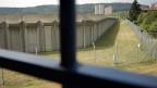 Manche Sexualstraftäter kommen nach Jahrzehnten aus der Verwahrung wieder frei; hier die Strafanstalt Poeschwies.