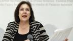 Christine Egerszegi, Präsidentin Kommission für soziale Sicherheit und Gesundheit (SGK)