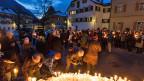 InitiantInne der sogenannten Pfarrei-Initiative am 13. Januar in Chur.