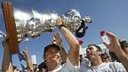 2007 gewann Alinghi den America's Cup