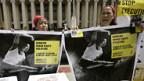 Amnesty zieht düstere Bilanz für die Menschenrechte in China.