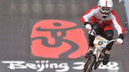 BMX-Fahrer Roger Rinderknecht.