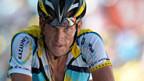 Lance Armstrong an der Tour de France 2009.