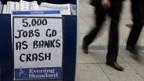 15. September 2008: Die US-Investmentbank Lehman Brothers ist am Ende.