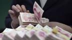 China verwaltet grosse Devisenreserven.
