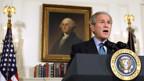 «Wir stecken hier zusammen drin und wir kommen zusammen hier raus», erklärte Bush.