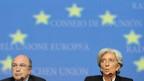 «Wir tolerieren kein europäisches 'Lehman-Brothers'», betonte Frankreichs Finanzministerin Christine Lagarde in Luxemburg.