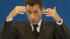 Nicolas Sarkozy hat die Gründung eines Staatsfonds angekündigt
