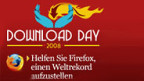 Download-Tag bei Mozilla.