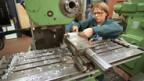 Die Schweizer Maschinenindustrie vermeldet gute Zahlen.
