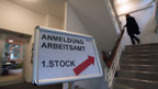 Die Arbeitslosenquote ist derzeit tief in der Schweiz.
