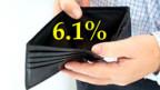 Ein Einheitssatz von 6.1 Prozent soll eingeführt werden.