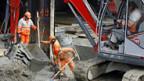 Arbeitsfriede in der Baubranche?