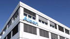 Die Firma Alcon AG in Hünenberg / ZG.
