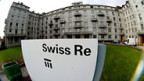 Der Hauptsitz von Swiss Re in Zürich.