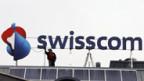 Das neue Logo der Swisscom.