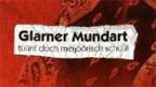 Ausschnitt vom Buchumschlag «Glarner Mundart».