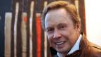 Sänger und Schauspieler Peter Kraus kurz vor seinem 70. Geburtstag, den er am 18. März 2009 feiern konnte.
