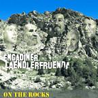 Die Engadiner Ländlerfründa inspirierten sich für ihr neues CD-Cover beim «Mount Rushmore National Memorial» in den USA.