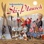 """CD-Cover: """"Volkstümlicher Ski-Plausch""""."""