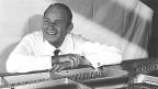 Pianist und Komponist Hans Frey (1913-1973).