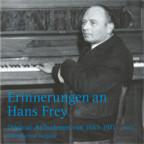 CD «Erinnerungen an Hans Frey».