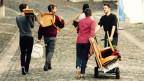 Die Badener Band Pedestrians