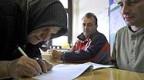 Die Wahlbeteiligung in Serbien ist hoch.
