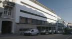 Die Fassade des Basler Untersuchungsgefängnisses.