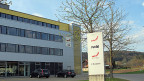 Hauptsitz der Firma Zehnder Group in Gränichen. Das börsenkotierte Unternehmen stellt Heizkörper und Lüftungen her.
