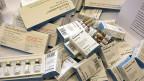 Anabolika, Steroide und Potenzmittel: Der illegale Handel mit diesen Substanzen blüht auch im Aargau