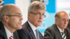 AKB-Direktionspräsident Rudolf Dellenbach präsentiert erfreuliche Zahlen.