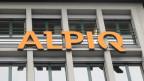 Logo der Alpiq in Olten