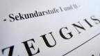 Wer im Aargau an eine Mittelschule will, braucht weiterhin eine genügende Note.