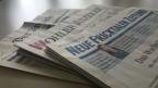 Publicitas ist konkurs: Die regionalen Zeitungen haben einen wirtschaftlichen Schaden.