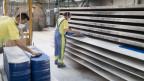 Neue Firmen anlocken wird im Aargau zur staatlichen Daueraufgabe.