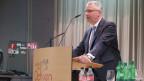 Andreas Glarner ist Präsident der Aargauer SVP