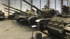 Panzer und ihre Geschichte: Das grösste Schweizer Militärmuseum will ausbauen.