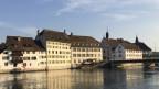 Ansicht der Stadt Solothurn.