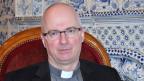 Bischof Morerod hätte gerne eine Familie gegründet. Er ist trotzdem zufrieden mit seinem Weg.