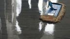 Gerade Arbeiten in der Reinigungsbranche sollen vermittelt werden.