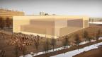 So gross wird das neue Event-Center in Bern.