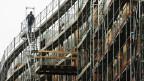 Wohnungsbau: ein wichitges Anliegen der Berner Stadtregeriung.