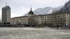Das Luxushotel Victoria Jungfrau in Interlaken: Wird es in die Westschweiz verkauft?
