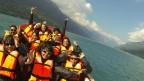 Die Firma Jet Boat Interlaken darf nun auch mit dem Segen des Kantonsparlaments weiter geschäften.