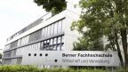 Gebäude Fachhochschule in Bern.