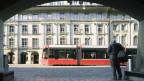 Mit dem Tram Region Bern soll die Kapazität auf der Linie zwischen Ostermundigen und Köniz vergrössert werden.