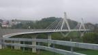 Die Poyabrücke in Freiburg.