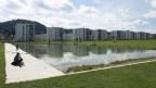 Die Bevölkerung in der Agglomeration Bern, im Bild die Gemeinde Köniz, soll in den nächsten Jahren wachsen.