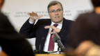 «Das Jahr 2014 ist für das Wallis das Jahr der Affären», sagte Jean-Michel Cina am Donnerstag vor den Medien.